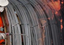 fire retardant paint protects metal structures from collapsing